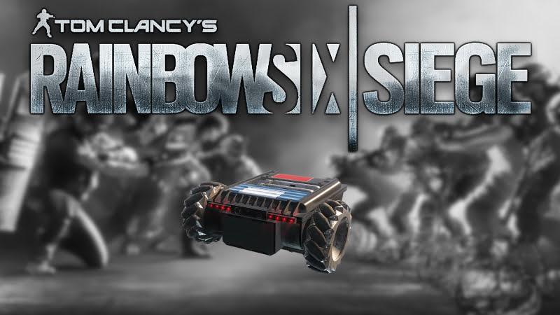 Rainbow Six libera nova opção para acionar drone