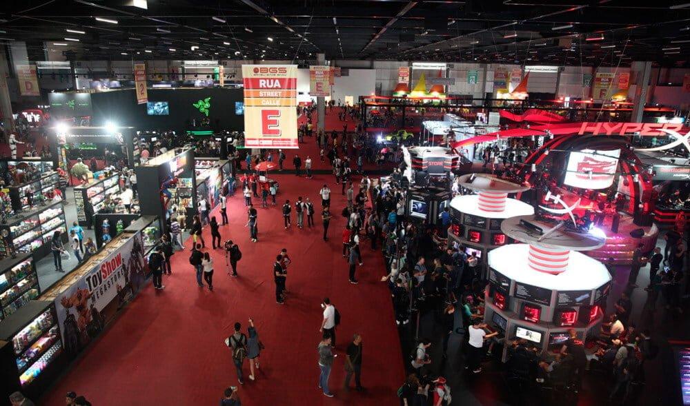 Brasil Game Show 2018 terá presença de grandes nomes do CS:GO e dos games