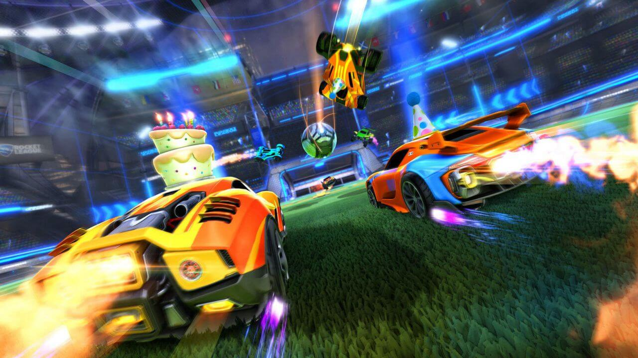 Rocket League ficará gratuito a partir de 23 de setembro