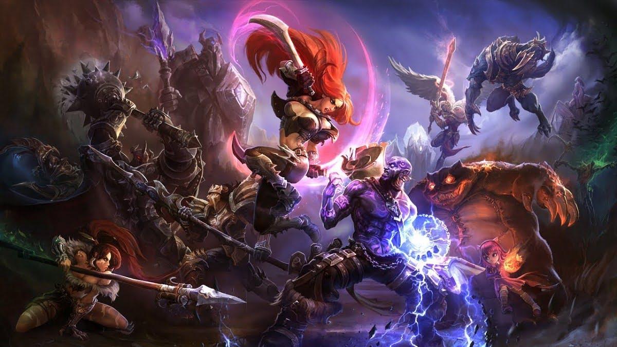 Vaza novo vídeo da suposta versão mobile de League of Legends
