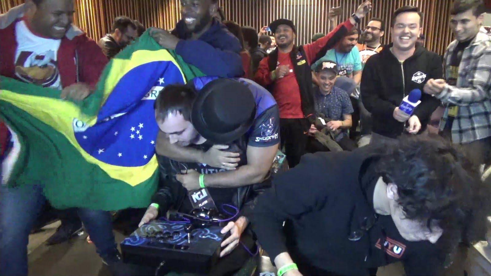Street Fighter V: Brasileiro Keoma Pacheco vence etapa da Capcom Pro Tour