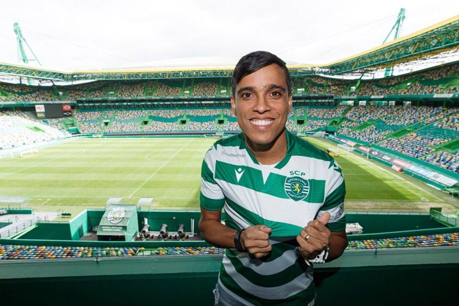 FIFA: Wendell Lira é contratado pelo Sporting Clube de Portugal