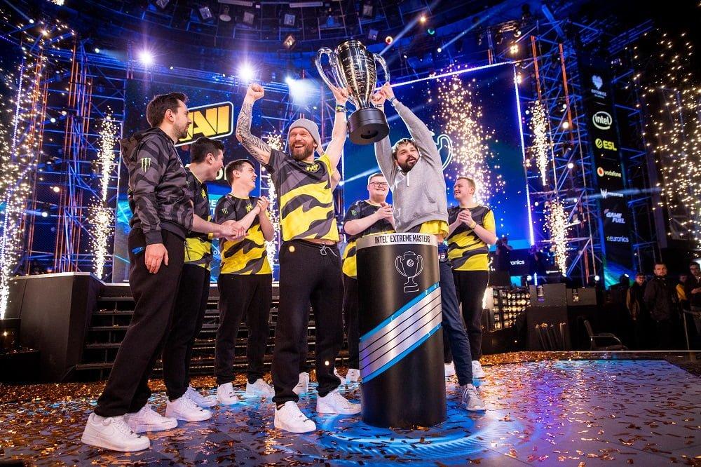 IEM Katowice de CS:GO foi o torneio de esport mais popular de março