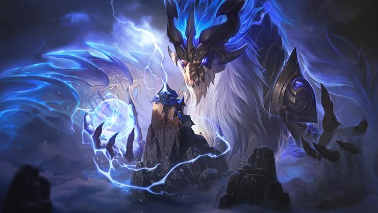 Aurelion Sol Dragão da Tormenta
