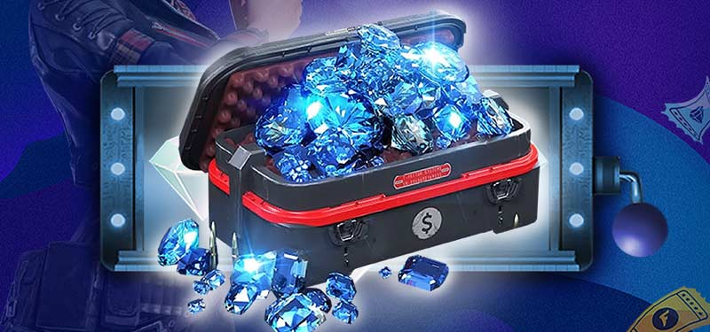 Free Fire: Como conseguir diamantes grátis no battle royale da Garena