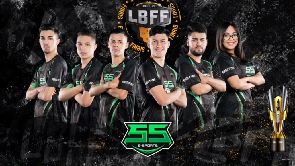 Free Fire: SS e-Sports é a campeã da 3ª etapa da LBFF