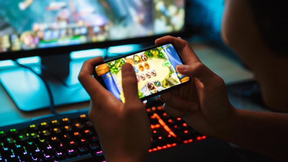 gamer celular