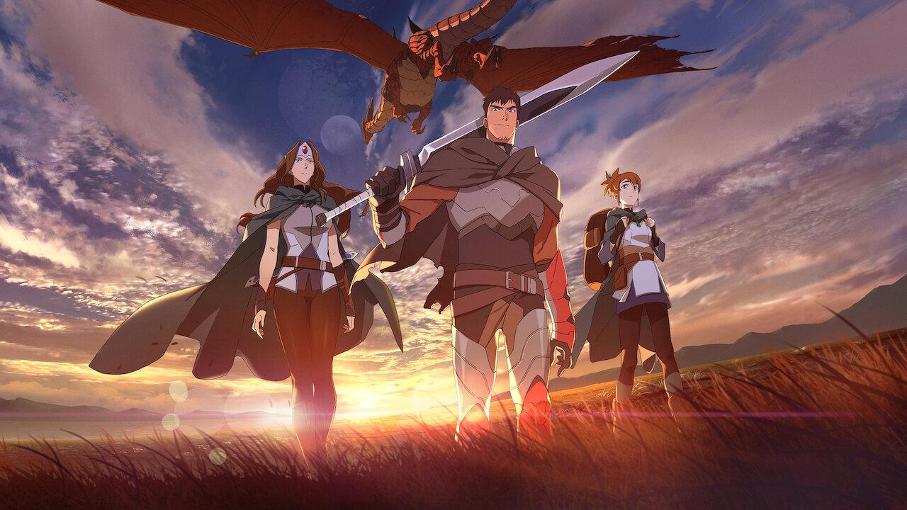 Anime de Dota 2, Dragon's Blood está disponível na Netflix