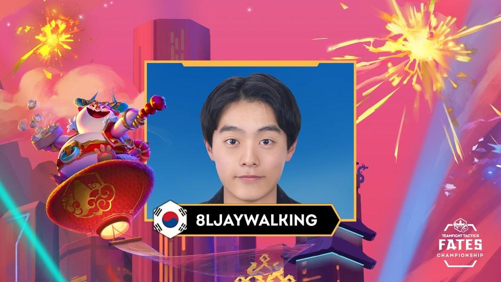 TFT: Sul-coreano 8ljaywalking conquista título mundial
