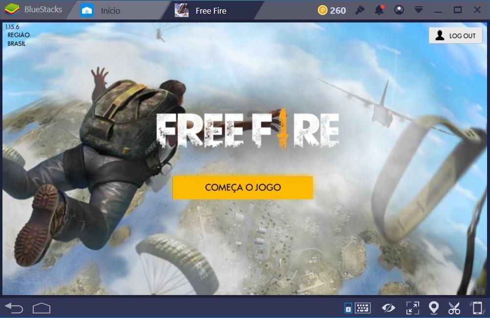 Guia: Aprenda a baixar o BlueStacks e jogar Free Fire no emulador