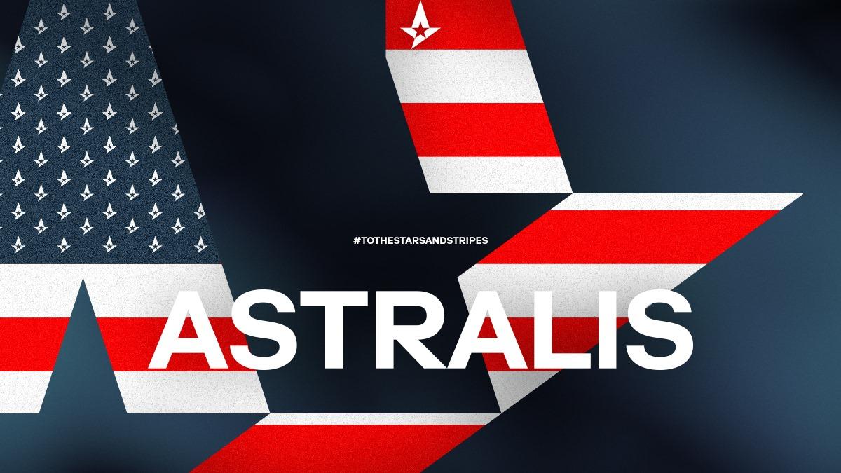 Astralis entra para a bolsa de valores americana