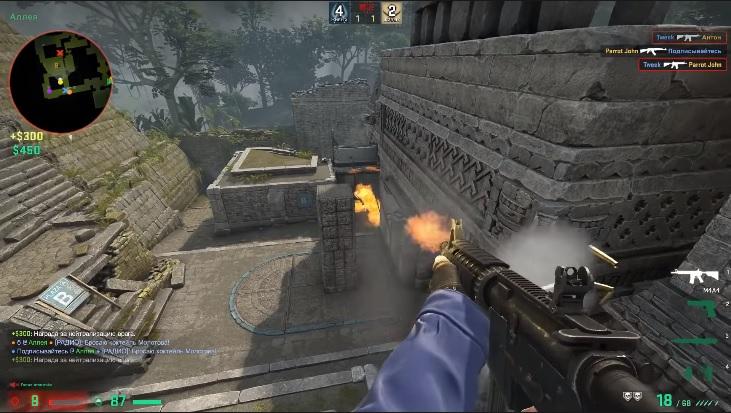 """CS:GO: Jogadores encontram bug que permite """"voar"""" na Ancient"""