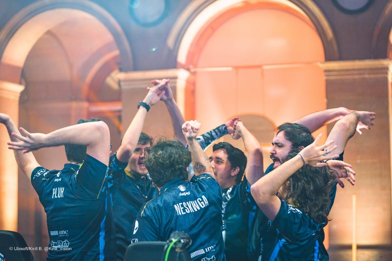 Six Invitational: Liquid vence TSM e confirma final brasileira