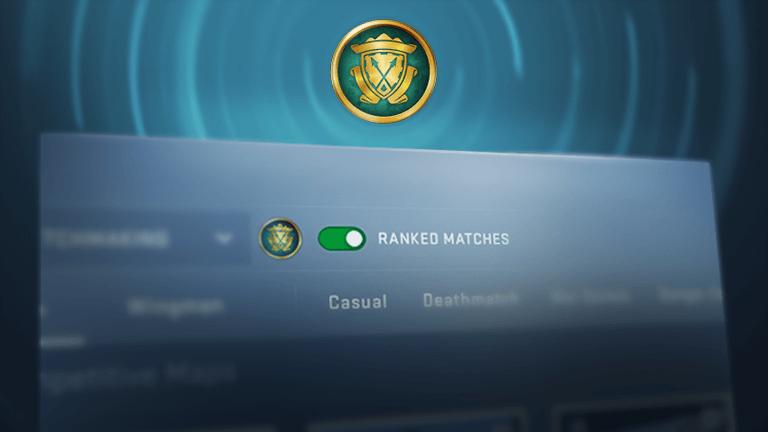 CS:GO: Atualização retira Prime gratuito e introduz matchmaking sem patente