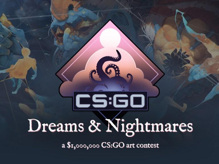 CS:GO: Valve anuncia concurso de criação de skins com premiação milionária