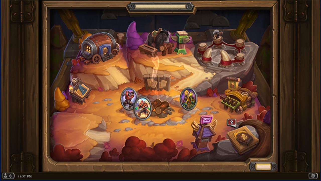 Hearthstone Mercenários é disponibilizado pela Blizzard