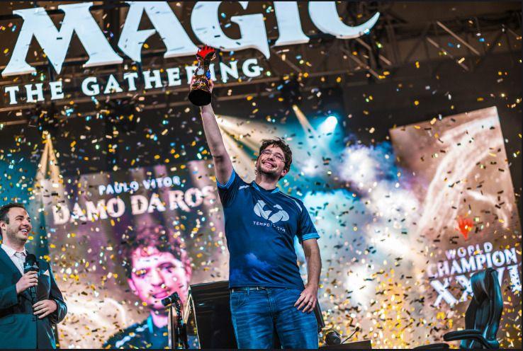 Brasileiro PV defenderá título do Mundial de Magic neste fim de semana